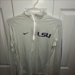 Nike Quarter Zip LSU